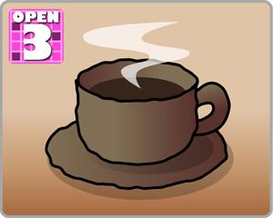 深煎りポンポコーヒー