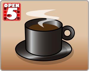 粗挽きポンポコーヒー
